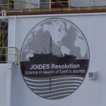 JOIDES Resolution Logo